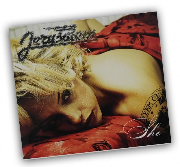 ny cd fra Jerusalem