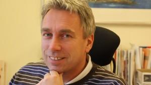 Jan Elverum, gen.sekr. Blå Kors Norge